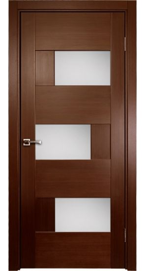 Dominika Contemporary Interior Door w Glass (Just kinda need.)