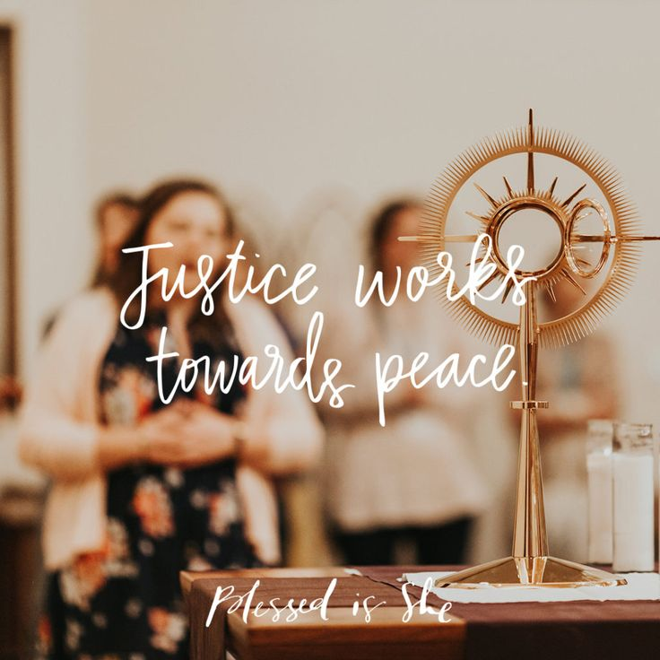 How narrow the gate is, as Jesus warns, and yet how clear the path to follow when I seek to love others, treat them with kindness, and pursue God's justice. | Women's Daily Devotion | Catholic | Justice | Inspiration and encouragement