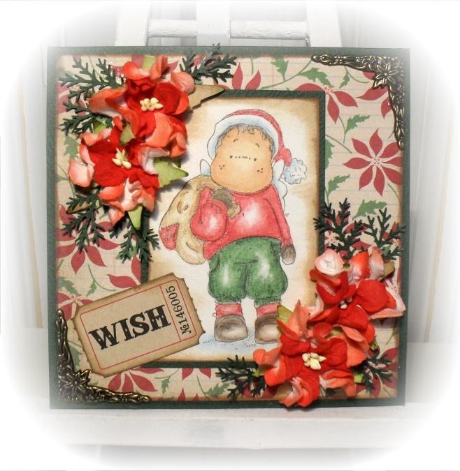 Piian Räpellykset: Joulukortit 2011