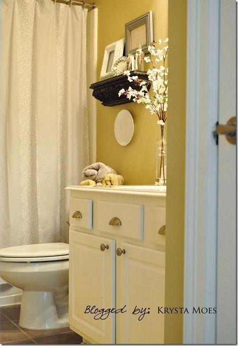 decor…shelf above toilet – Home Decor Bathroom … – shelves –   – bathroom – …   – Shelvess