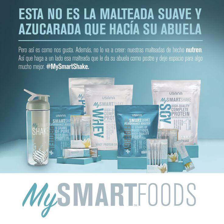 Muy pronto! #mysmartshake #mysmartfoods #usana