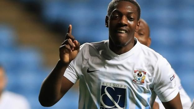 Burton Albion: Sordell joins from Coventry as Beavon and Reilly move to Sky Blues