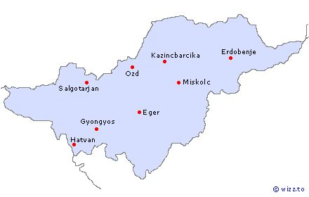 Northern Hungary