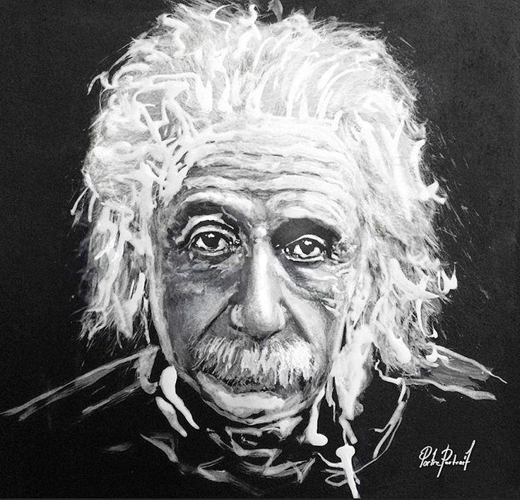 #artwork #fineart #draw #drawing #portrait #portraitart #portre #artdrawing #artofdrawing #alberteinstein