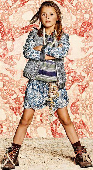 Scotch R'Belle summer 2015 | Kixx Online kinderkleding babykleding www.kixx-online.nl