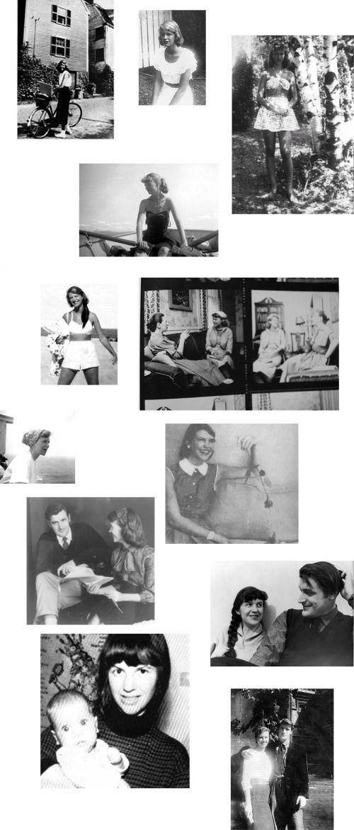 Sylvia Plath: 500 1 172 Pixels