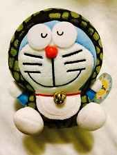 Doraemon Zodiac Snake Hanging Plush With Suction Cup NWT