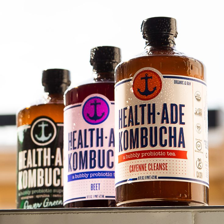 We taste-test some of the best (and weirdest) kombucha brands on the market, and you should, too.