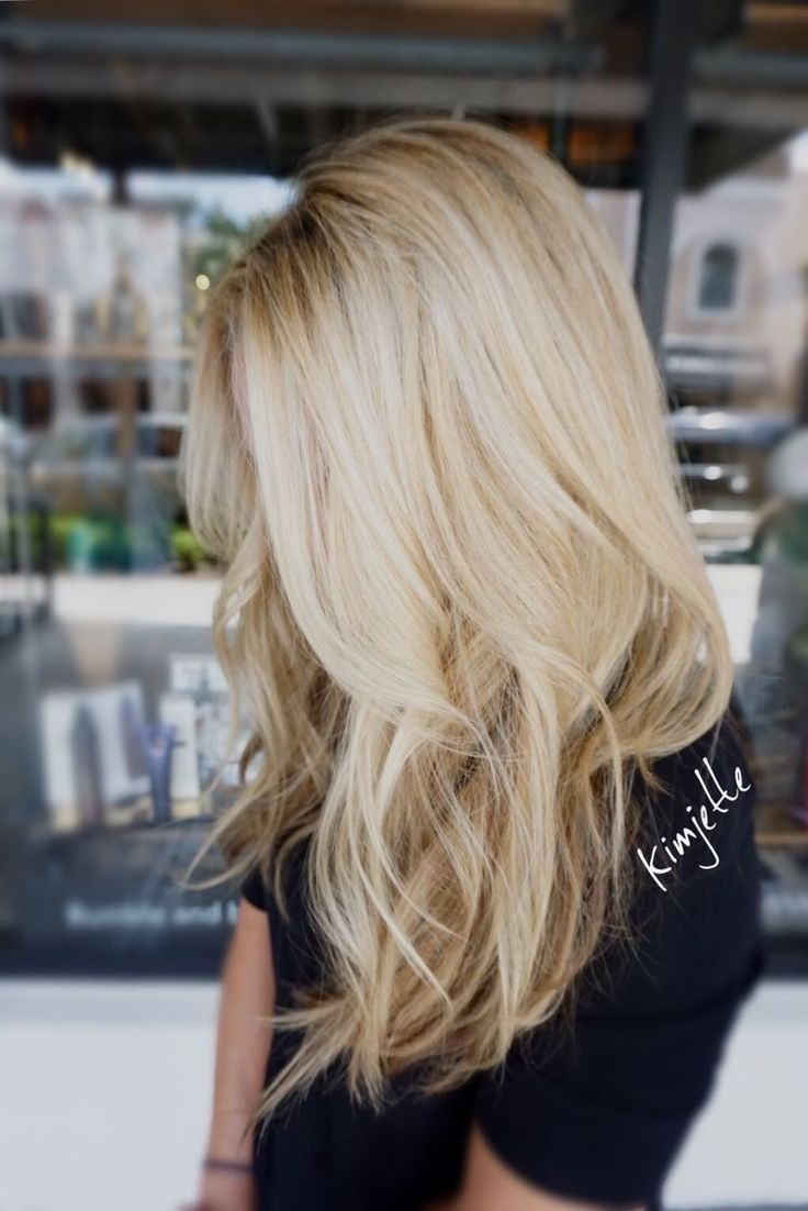 summer blonde hair ideas