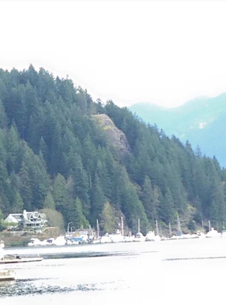 Quarry rock.. North Vancouver British Columbia