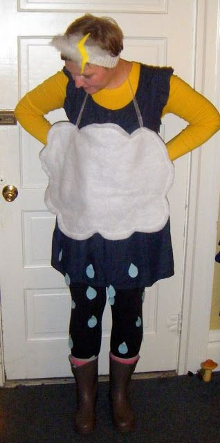shellmo eugenes weather halloween costume - Meteorologist Halloween Costume