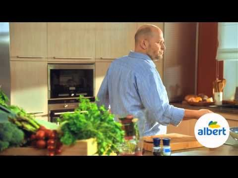 Špikování masa - Škola vaření se Zdeňkem Pohlreichem - YouTube