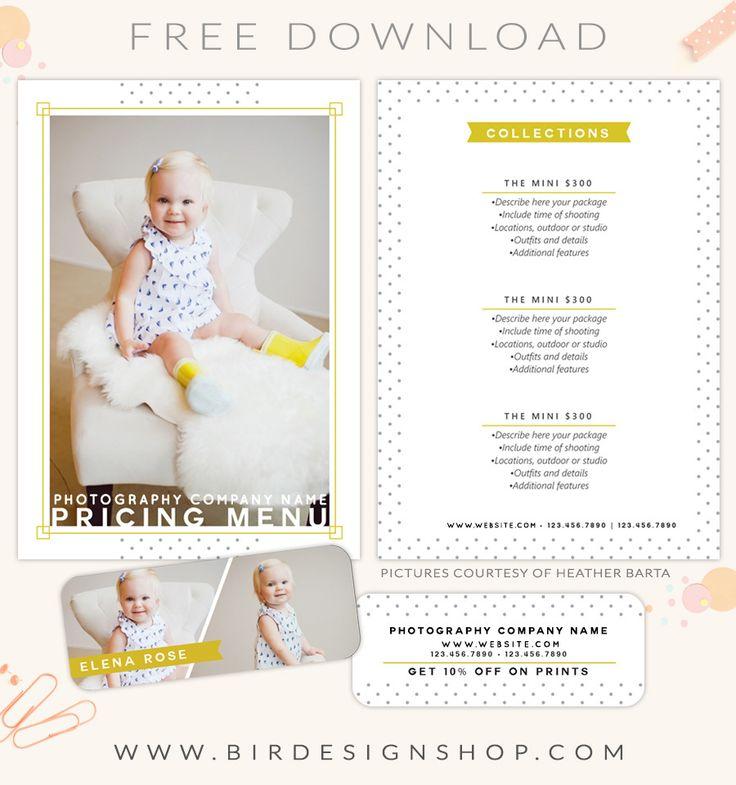 Počet nápadov na tému Photography Templates Free na Pintereste 17 - free album templates