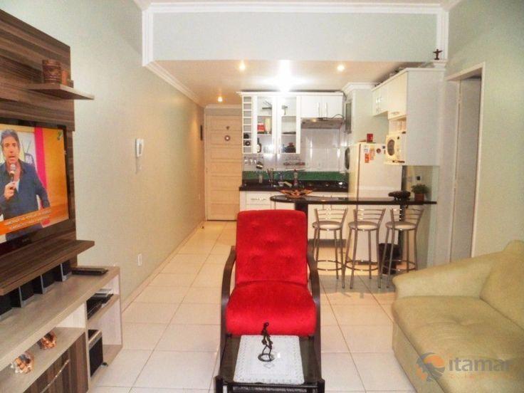 apartamento para venda centro, guarapari 1 dormitório, 1 sala, 1 banheiro, 1 vaga 1,00 útil venda: 220.000,00