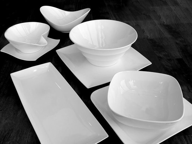 M s de 1000 ideas sobre porcelana blanca en pinterest for Platos porcelana blanca
