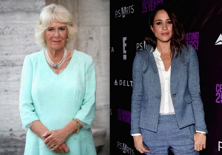 Camilla Parker Bowles Has Reportedly 'Made It Clear' She Does Not Approve Of Meghan Markle #CamillaParkerBowles, #MeghanMarkle, #PrinceHarry celebrityinsider.org #Hollywood #celebrityinsider #celebrities #celebrity #celebritynews