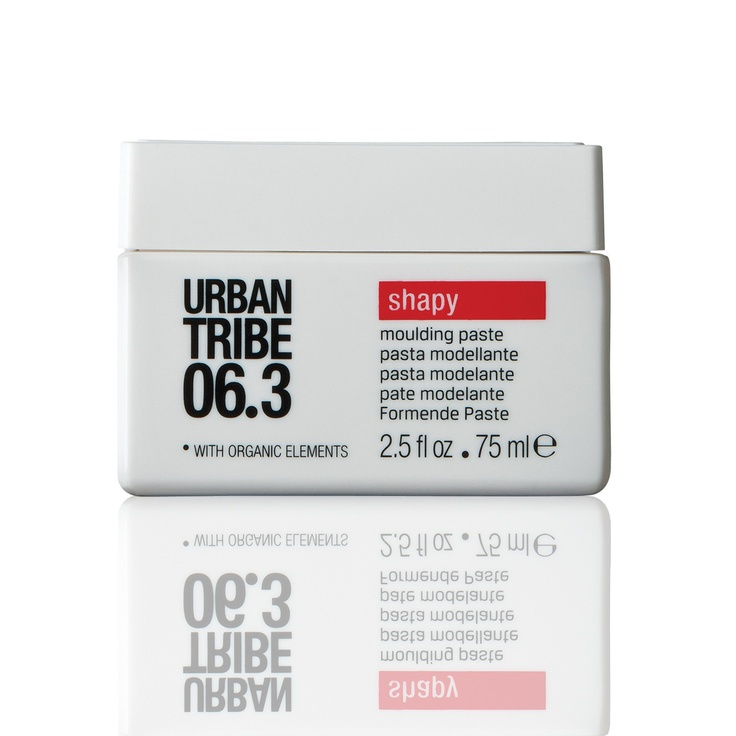 Urban Tribe 06.3 shapy - moulding paste for a perfect styling! #hair #style
