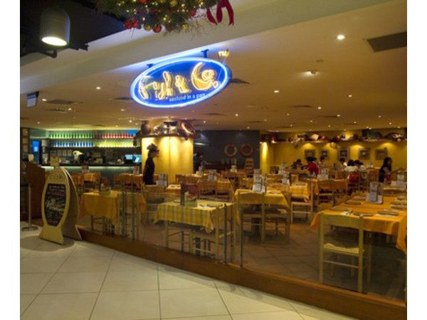 Fish & Co. @Tampines Mall