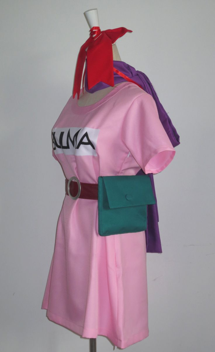 Aliexpress.com: Comprar Envío Gratis Dragon Ball Z Cosplay Bulma Partido Vestido de Cosplay del Anime de traje de nieve fiable proveedores en HangZhou BOBO  Cosplay Co., Ltd