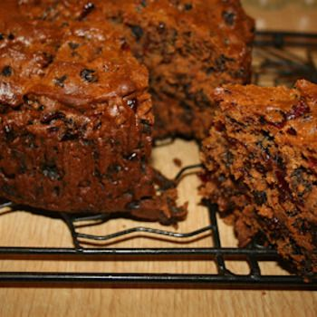 Mary Berry's Boiled Fruit Cake