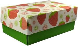 origami gift box any size or shape