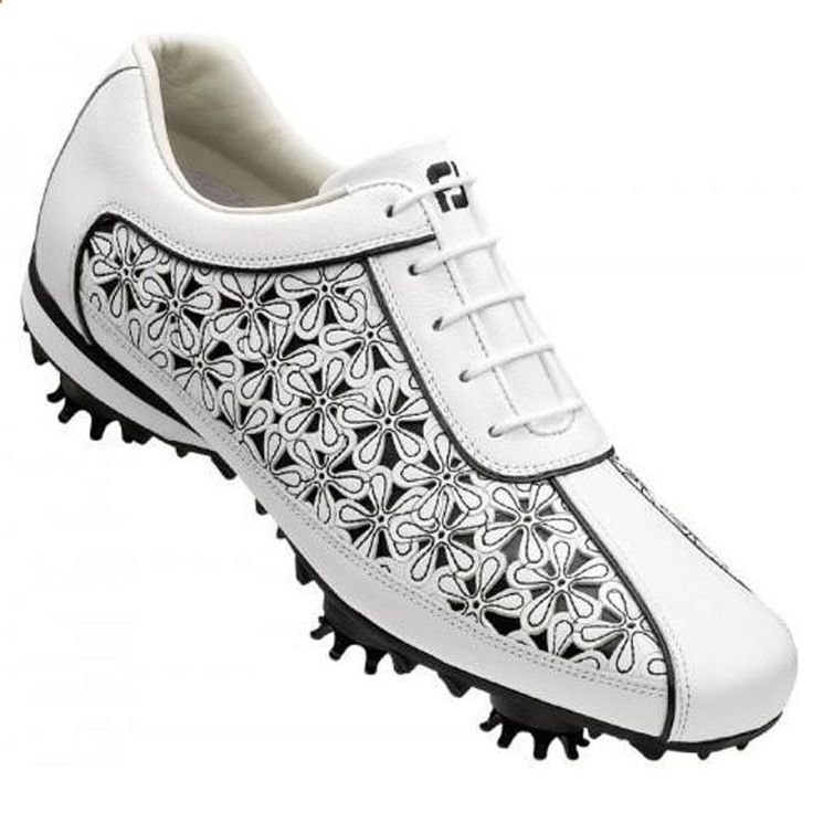Golf Shoes - The thoughtful man bought these for me and they are the MOST comfortable shoes ever!!! LOVE!