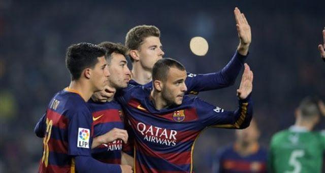 El Barcelona prepara sin descanso el compromiso ante Las Palmas del sábado