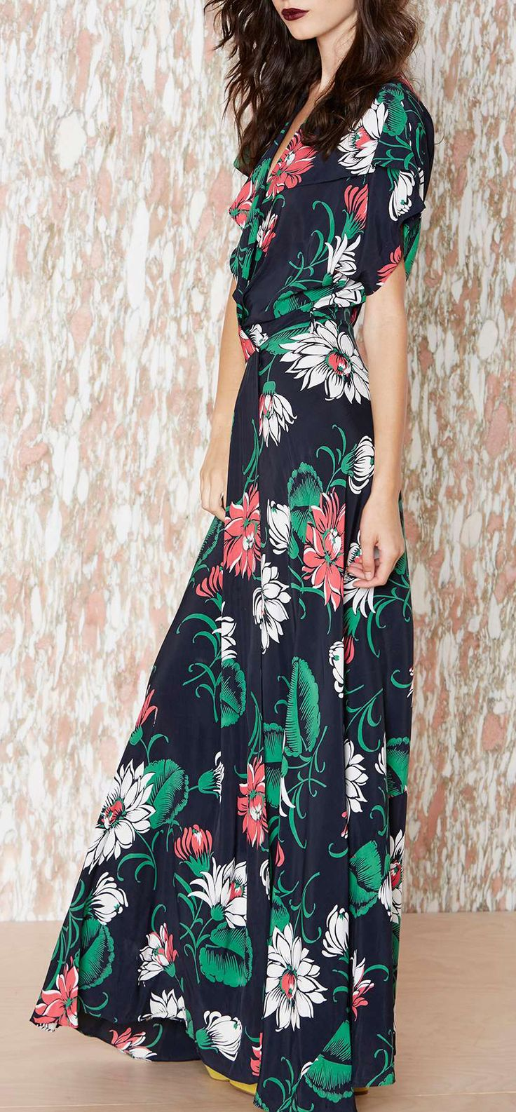 94 Best Dress Me Up Images On Pinterest Fashion Vintage Feminine Mooi Printing Premium Sweater Top Garden Bunny S Fleur Maxi Lover The Pattern Would Want A Different Flower Print For