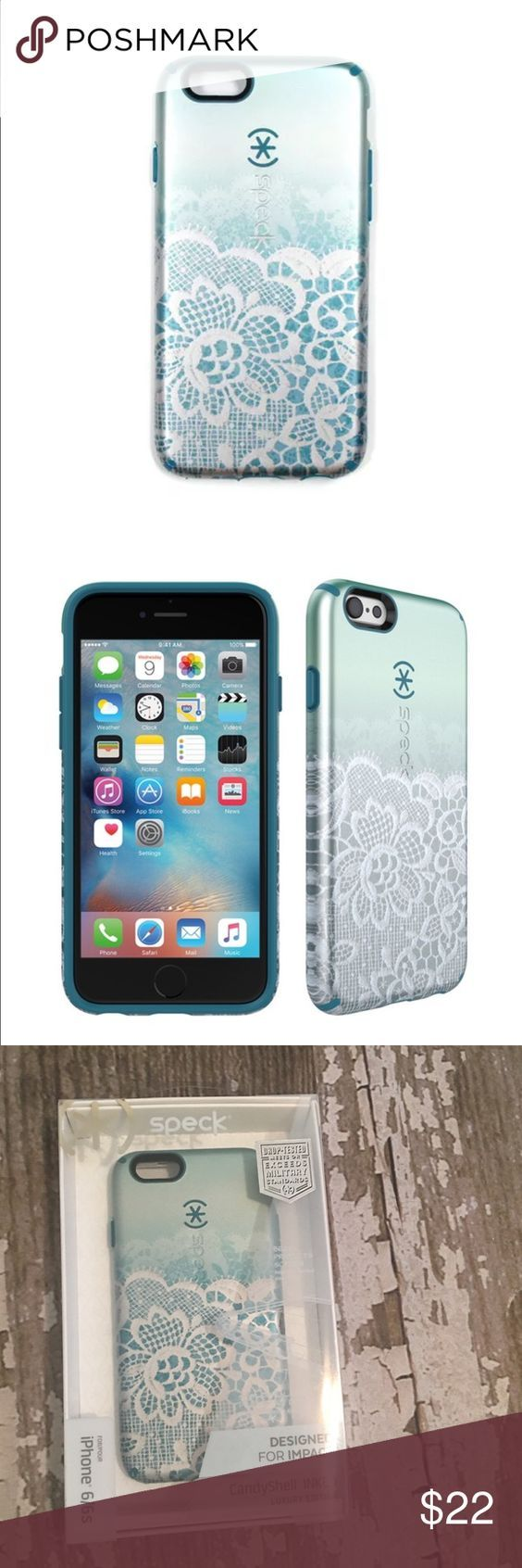 Speck IPhone 6 6S Inked Candyshell Case