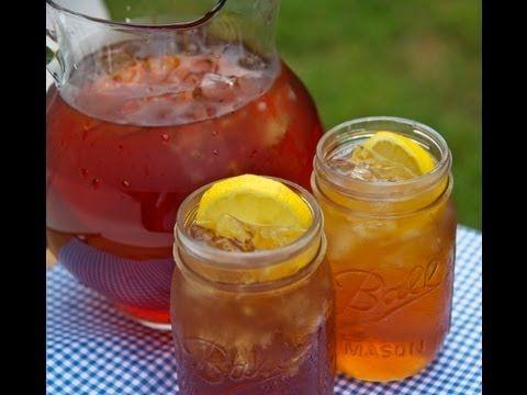 Southern Sweet Iced Tea .....  My FAVORITE drink!