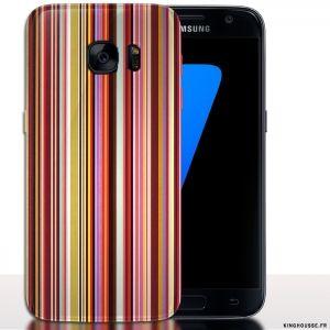 Coque de telephone pas cher Samsung S7 Multibande | Housse S7. #screenprinted #S7 #Cover #Coquetelephone