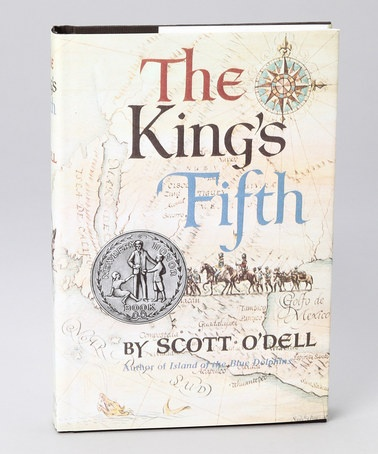 Take a look at this The King's Fifth Hardcover by Houghton Mifflin Harcourt on #zulily today!