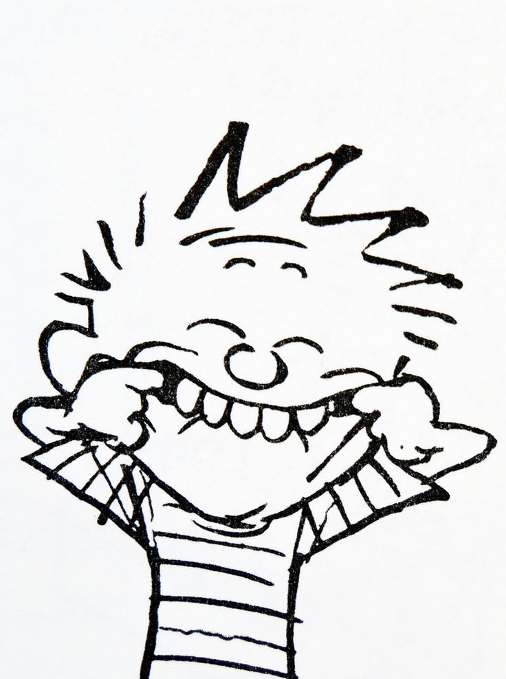 "Calvin and Hobbes QUOTE OF THE DAY:  ""Hey Susie Derkins, is that your face, or is a 'possum stuck in your collar?""  -- Bill Watterson"