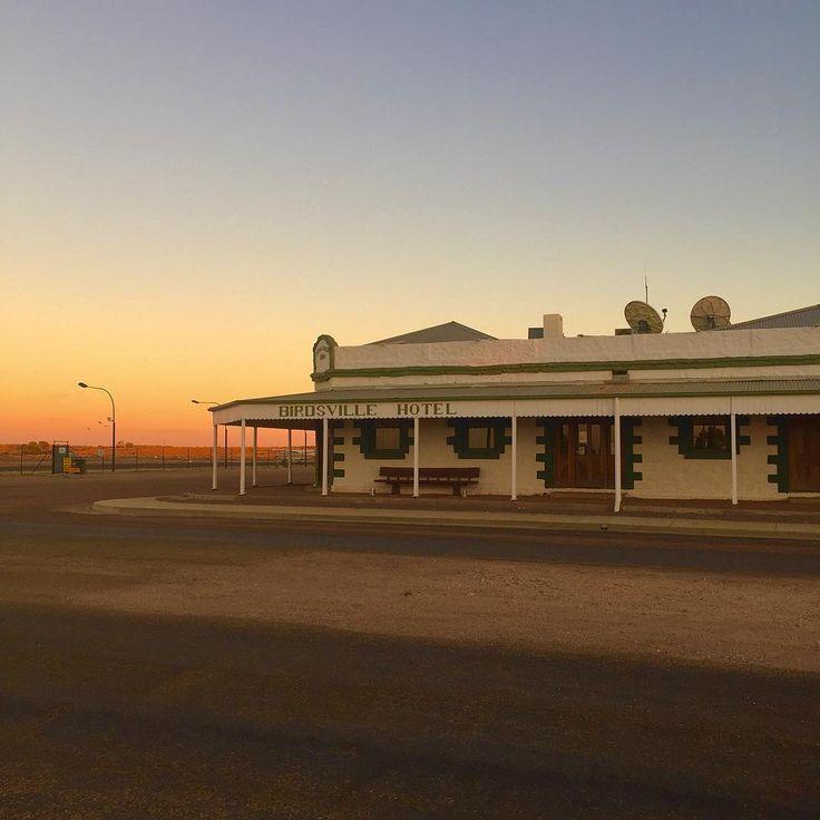Birdsville Hotel, Outback Queensland, Australia By Blue Dog Photography
