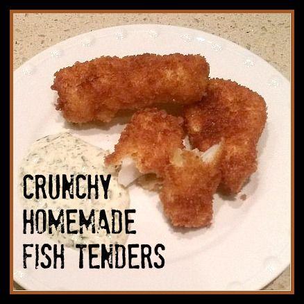 recipe: homemade fish sticks to freeze [32]