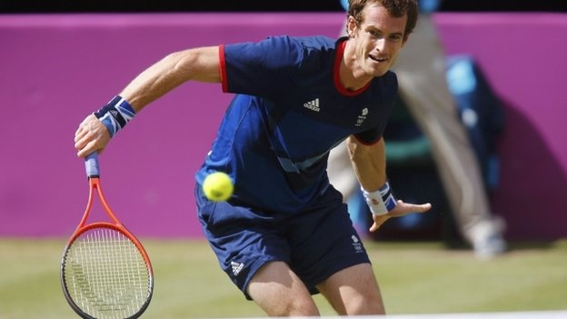 Olympics 2012: Andy Murray wins Britain's 16th gold medal - August 5, 2012
