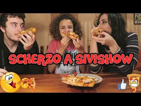 Comico: #SCHERZO A #SIVISHOW nella [Pizza Challenge] !! (link: http://ift.tt/2mBCx7R )