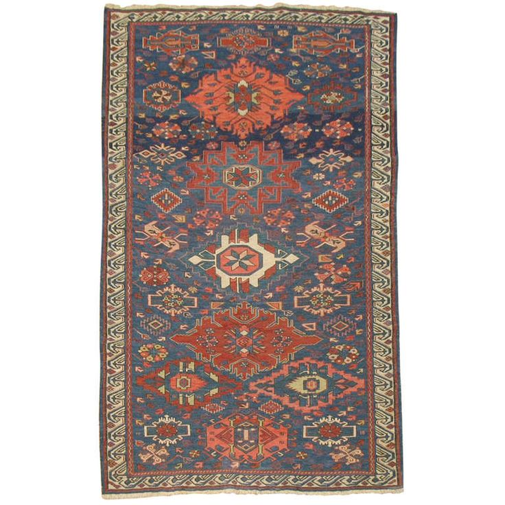 Antique Persian Soumac