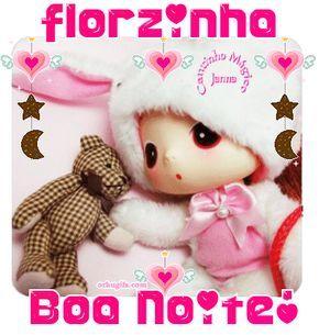 Florzinha, Boa Noite