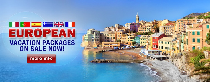 Package deals europe