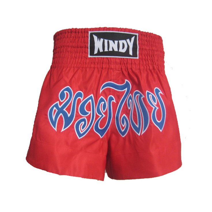 ==> [Free Shipping] Buy Best 4 Size New Daddy Chen Brand Wushu Kick Muay Thai Boxing Shorts Men Women MMA Fight Boxing Trunks 4 Colors Sports Training Shorts Online with LOWEST Price | 32812157408
