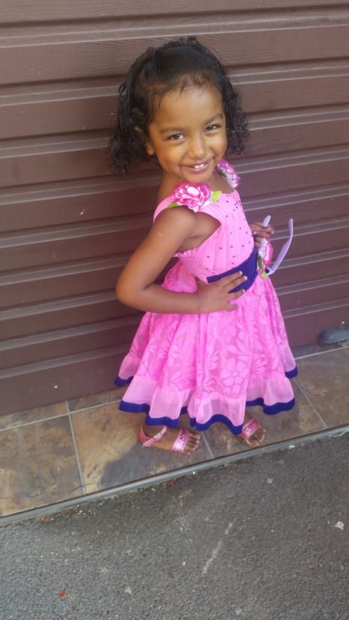 Isabella - Cute Kid South Africa