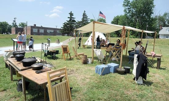 memorial day fort ticonderoga may 26