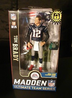 Sports 754  Mcfarlane Madden 19 S2 Nfl Tom Brady Patriots 7 Action Figure  Fantasy Pack -  BUY IT NOW ONLY   24.95 on  eBay  sports  mcfarlane  madden   brady ... 94f4e7ab8