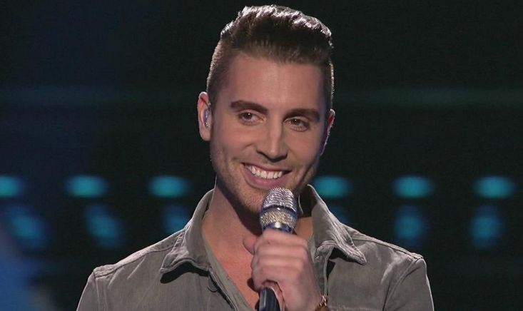 "Nick Fradiani performed his version of ""Danger Zone"" by Kenny Loggins on American Idol Season 14 Top 11 'Movie Week' live performance Thursday night, March 19, 2015."