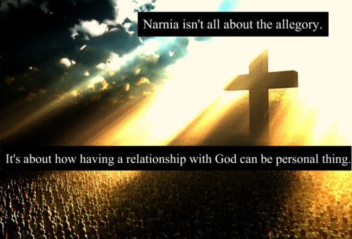 Wonderful description of Narnia