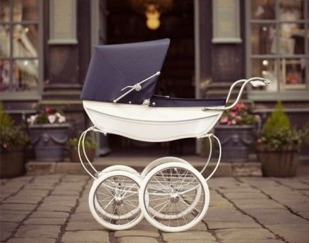 Found: New Baby Prams That Look Vintage!