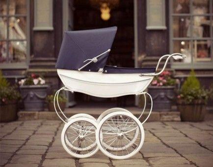 Found: New Baby Prams That Look Vintage!