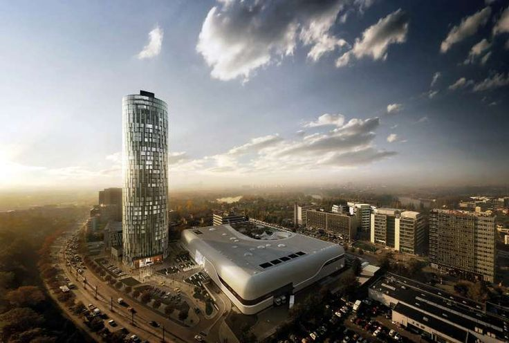 Sky Tower, the tallest building in Romania, opens doors to visitors