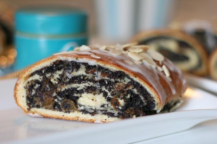 My mums yummy Poppy Seed Cake - Makowiec!